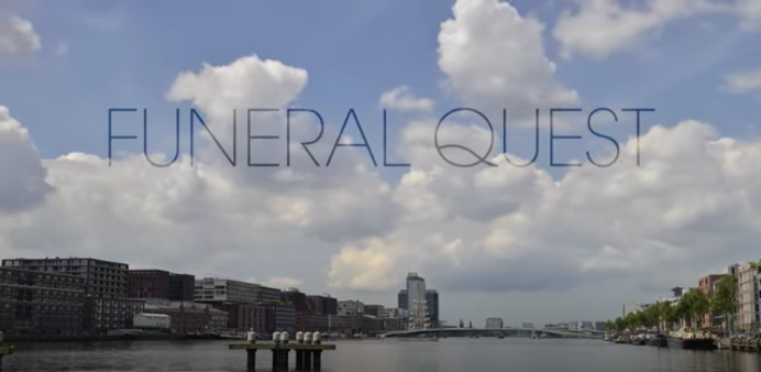 Funeral quest video