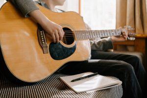 Muziek gebruiken als rouwtekst